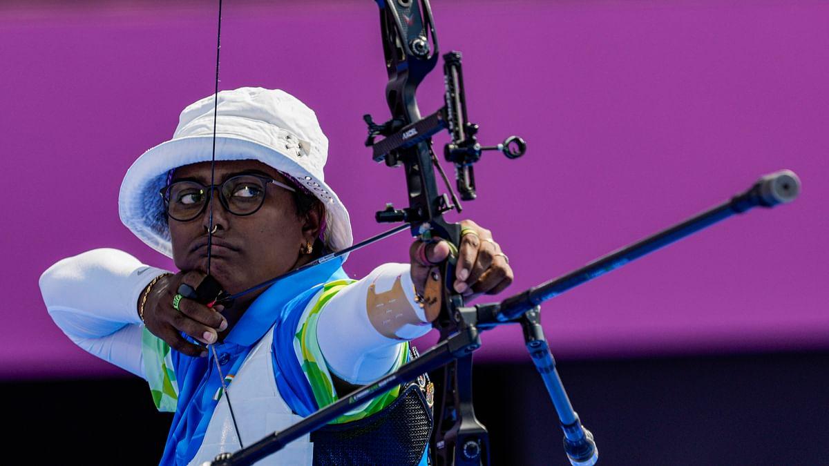 Tokyo Olympics 2020 में भारत को तगड़ा झटका, तीरंदाजी में दीपिका और प्रवीण की जोड़ी हारकर बाहर