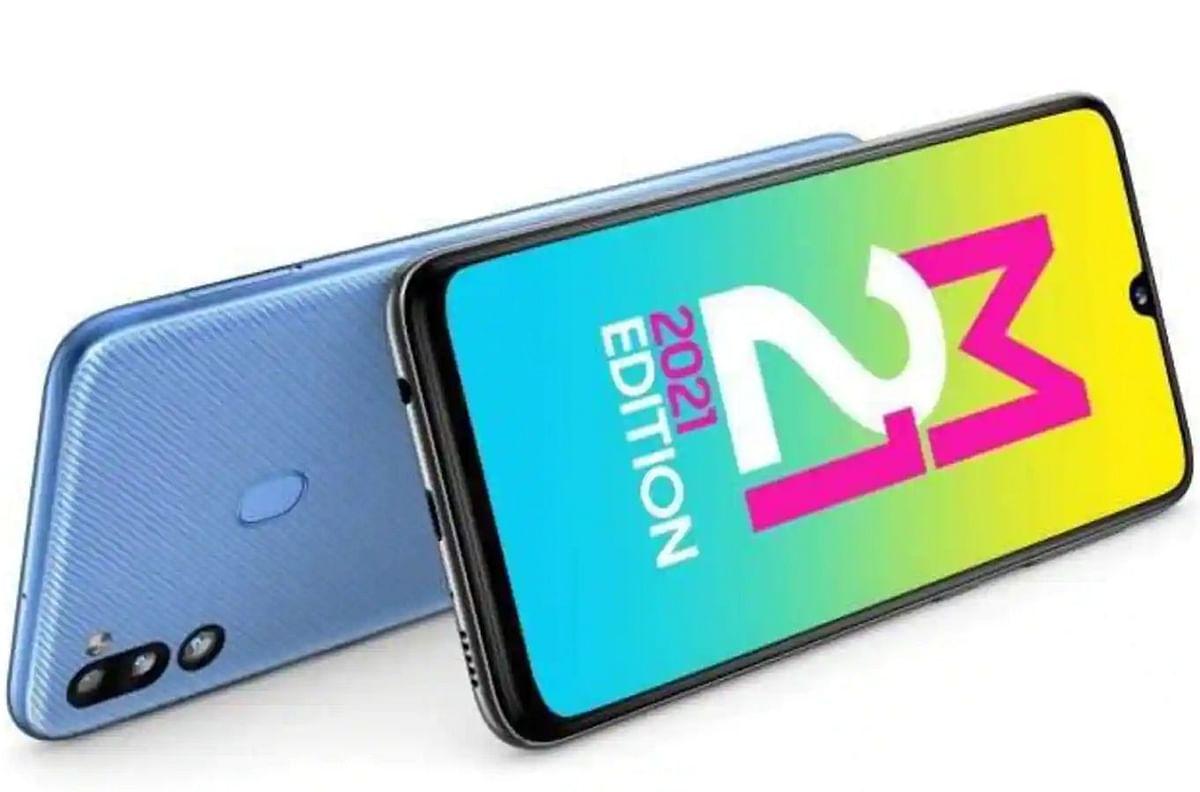 6000mAh बैटरी, 48MP कैमरा और दमदार प्रॉसेसर के साथ आया Samsung Galaxy M21 2021