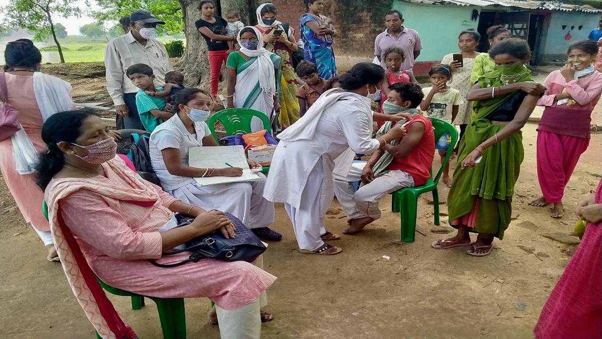 देश में सबसे अधिक वैक्सीनेशन बिहार में, एक दिन में लगे रिकॉर्ड 23.46 लाख को टीका