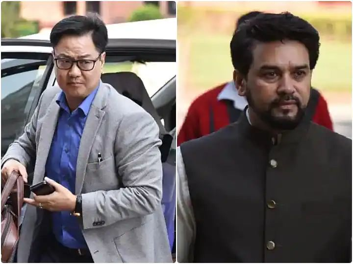 Modi Cabinet Expansion: ओलंपिक से महज 15 दिन पहले बदल गया खेल मंत्री, अनुराग ठाकुर को मिली नयी जिम्मेदारी