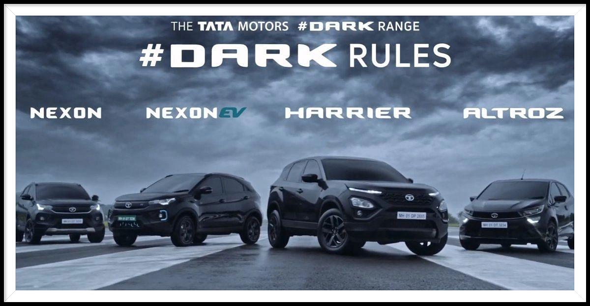 Tata Motors की बेस्ट सेलिंग कारों के Dark Edition लॉन्च, यहां जानें पूरी डीटेल