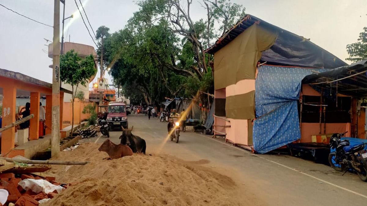 Shravani Mela 2021 : बाबानगरी में श्रद्धालुओं को रोकने की तैयारी, सभी इंट्री प्वाइंट में हो रही है बैरिकेडिंग