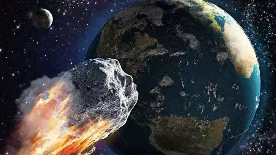 Nasa Asteroid Warning: 25 जुलाई को धरती को बड़ा खतरा, बेहद करीब से गुजरेगा ताजमहल से तीन गुना बड़ा एस्टेरॉयड
