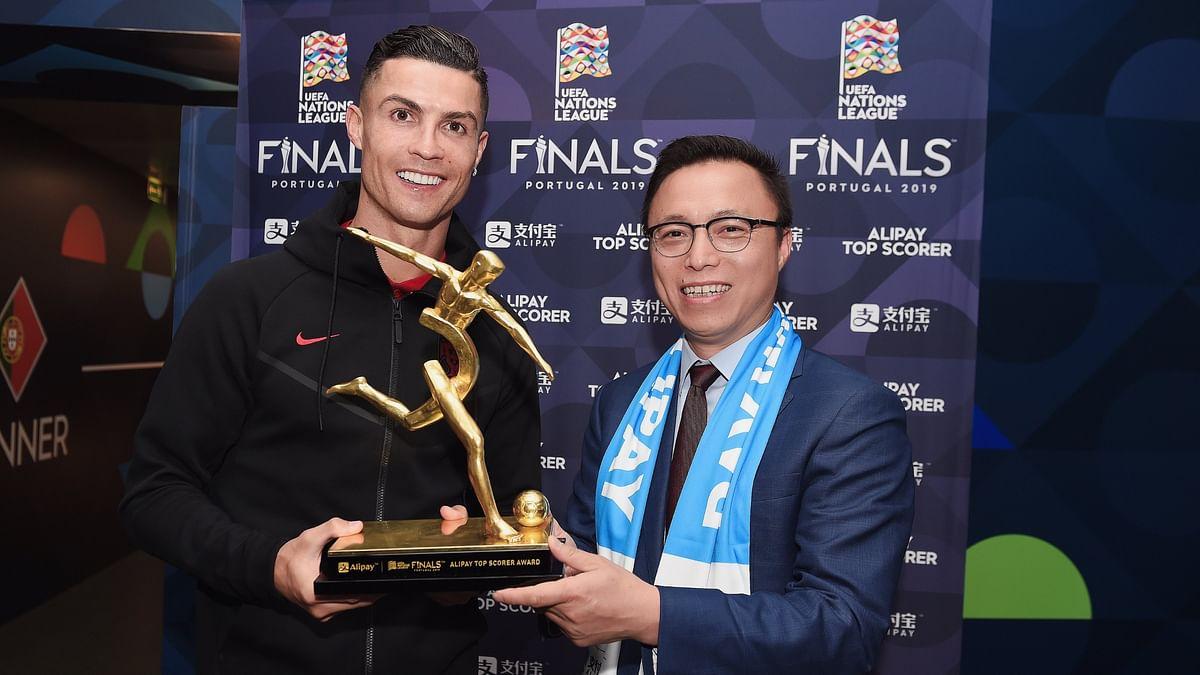 Euro Cup 2020: पुर्तगाल के कप्तान क्रिस्टियानो रोनाल्डो ने जीता गोल्डन बूट, 4 मैच ही खेलने का मिला था मौका