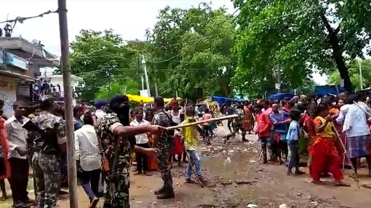 बिहार के जहानाबाद में पुलिस पर हमला, एक महिला पुलिसकर्मी की मौत, आधा दर्जन जख्मी