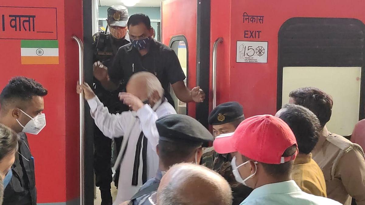 7 दिन के प्रवास पर संघ प्रमुख मोहन भागवत चित्रकूट पहुंचे, 5 दिवसीय विश्व स्तरीय बैठक में होंगे शामिल
