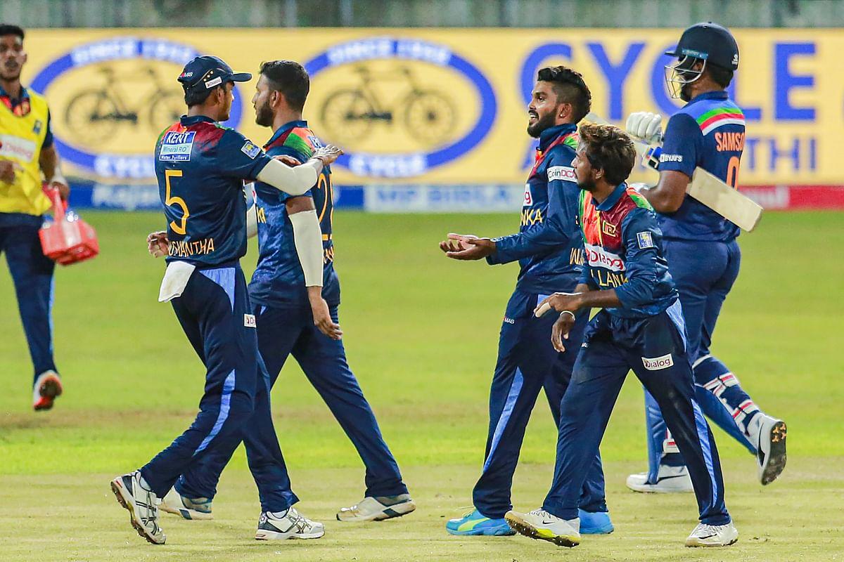 SLvsIND 3rd T20 : भारत की शर्मनाक हार, श्रीलंका ने तीसरे टी20 के साथ-साथ सीरीज पर भी जमाया कब्जा