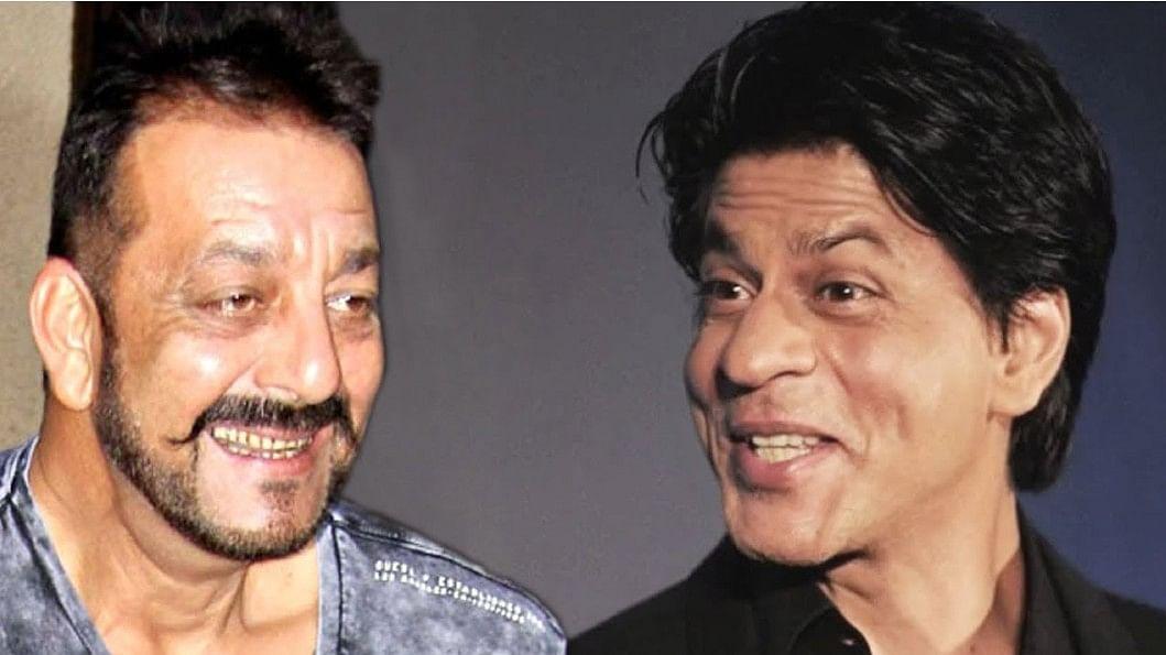 Shah Rukh Khan और Sanjay Dutt की बनने वाली है जोड़ी, इस फिल्म में साथ आएंगे नजर