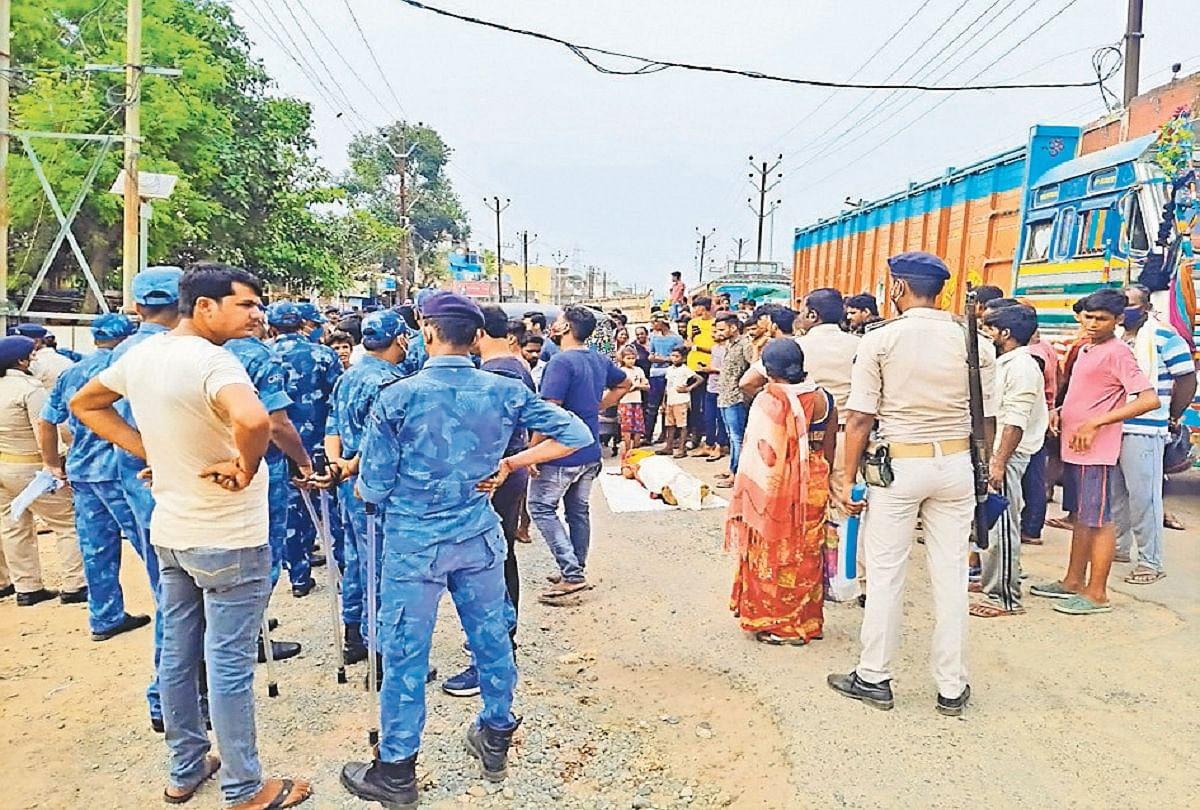 पटना में अपराधियों के हौसले बुलंद, अलग-अलग जगहों पर तीन हत्याओं के बाद सड़कों पर हंगामा