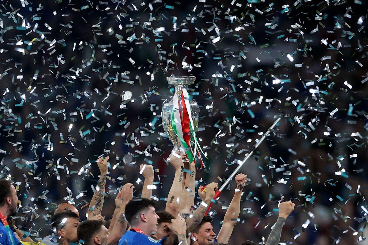 Euro Cup 2020 Prize Money : यूरो कप जीतकर मालामाल हुआ इटली, इंग्लैंड को 72 करोड़ से करना पड़ा संतोष