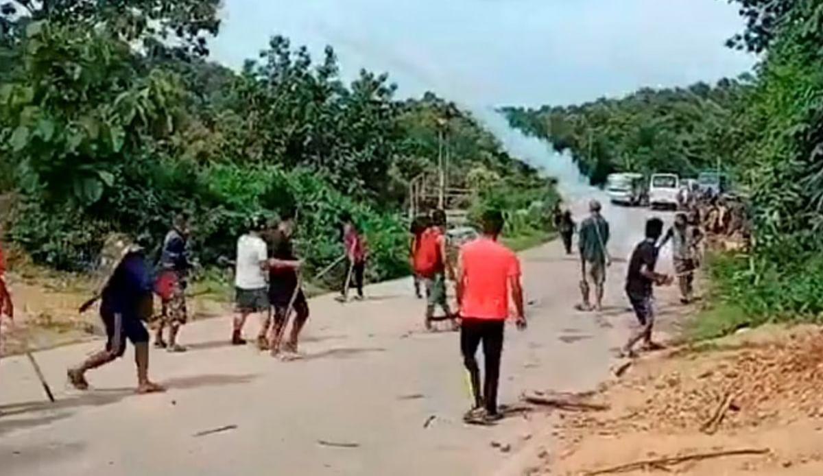 Assam Mizoram Border Dispute: सीमा पर फिर बढ़ा तनाव, मिजोरम ने दी प्रदर्शन की चेतावनी