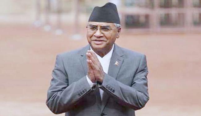 नेपाल के नये प्रधानमंत्री शेर बहादुर देउबा ने प्रतिनिधि सभा में 84 के मुकाबले हासिल किया 163 विश्वास मत