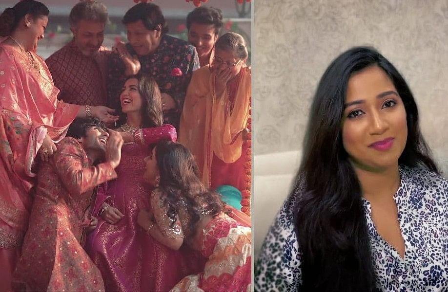 Zindagi Mere Ghar Aana प्रोमो सॉन्ग  को श्रेया घोषाल ने दी आवाज, फैन्स और सितारों का जीता दिल