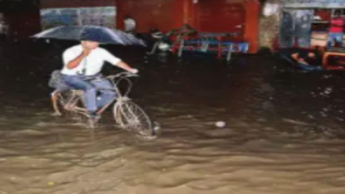 Jharkhand Weather News : झारखंड में 2 दिन भारी बारिश की चेतावनी, जानें 27 जुलाई तक मौसम का हाल