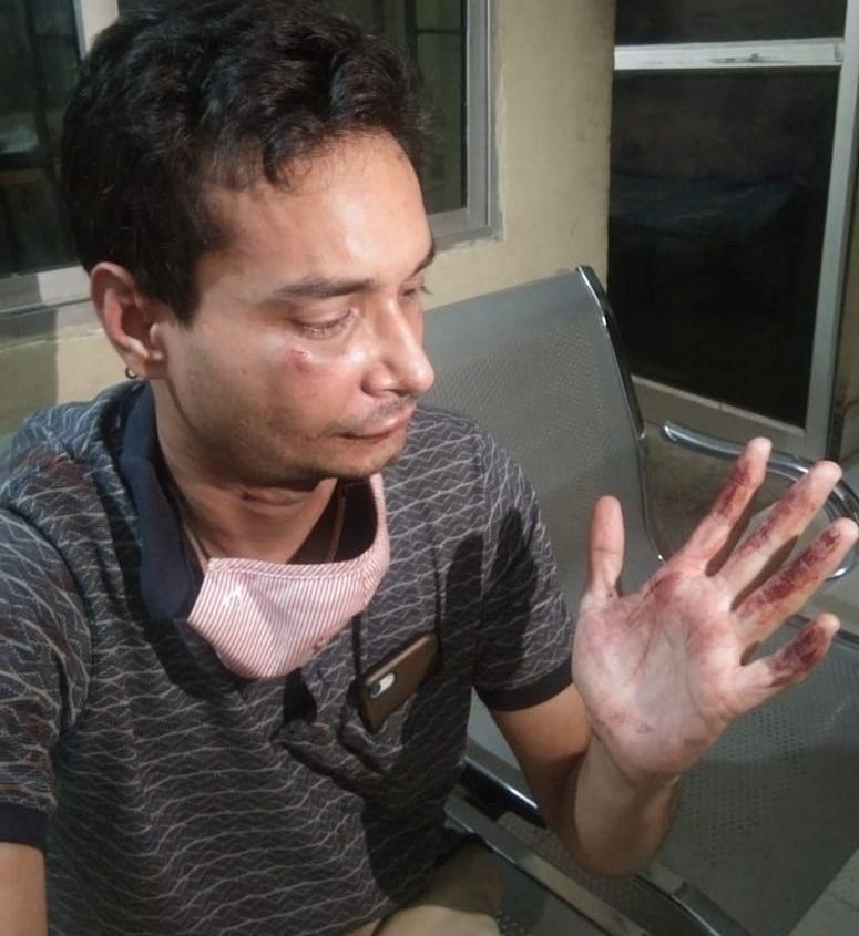 रांची में अधिवक्ता की हत्या के बाद अब झारखंड के महाधिवक्ता के जूनियर एडवोकेट के साथ मारपीट, दो आरोपी गिरफ्तार