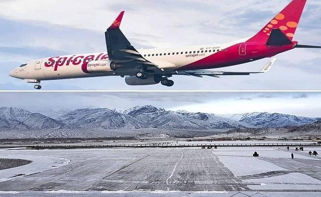दरभंगा से लद्दाख का सफर हुआ आसान, लेह के लिए SpiceJet की विमान सेवा शुरू, जानिये टिकट का रेट