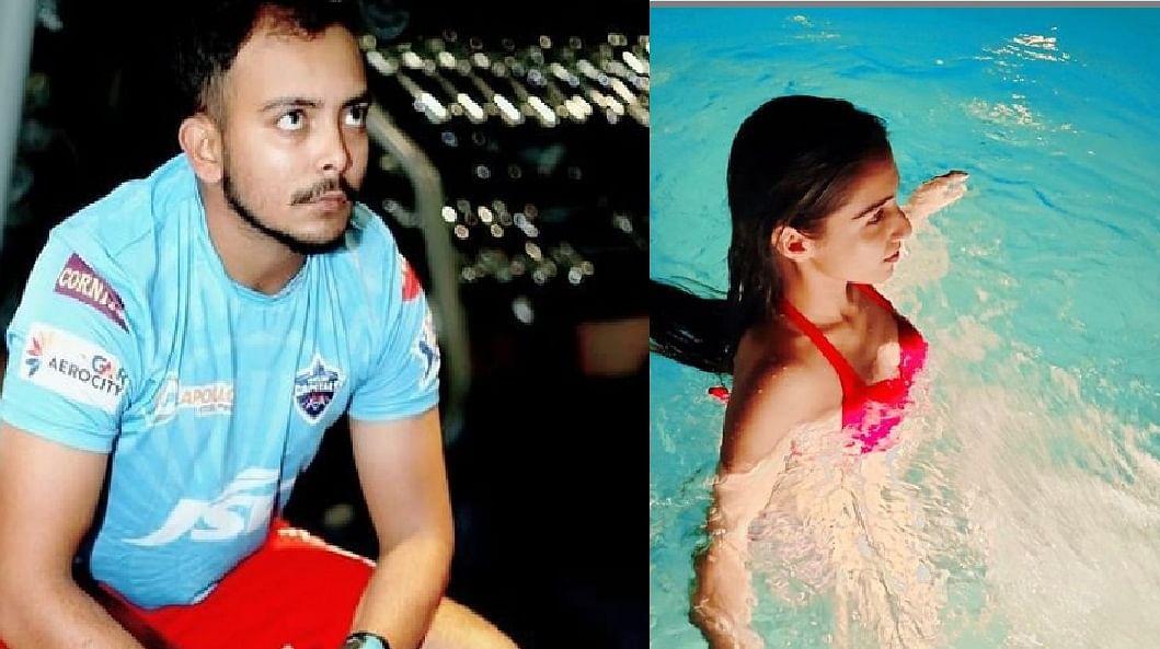 India vs Sri Lanka : पृथ्वी शॉ ने श्रीलंका में मचाया गदर, तो Rumored Girlfriend ने दिया ऐसा रिएक्शन