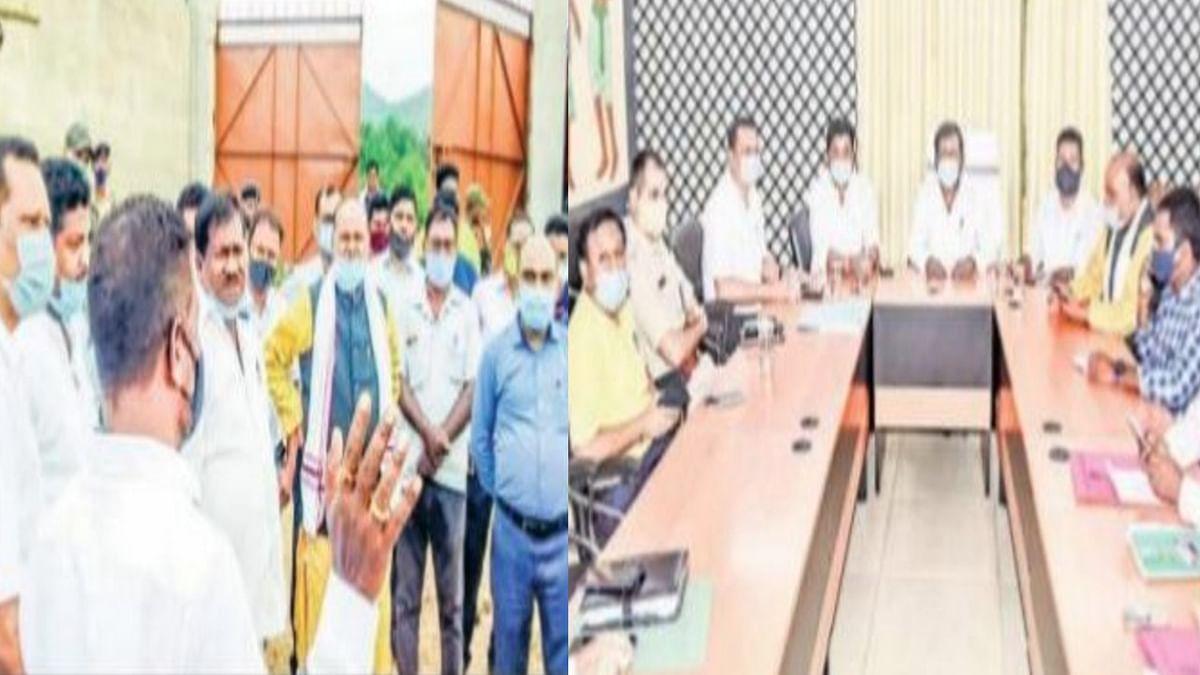 जमशेदपुर के मुसाबनी की जूस कंपनी में बिना उत्पादन के हेमंत सरकार को सौंप दी रिपोर्ट, जांच में हुआ खुलासा