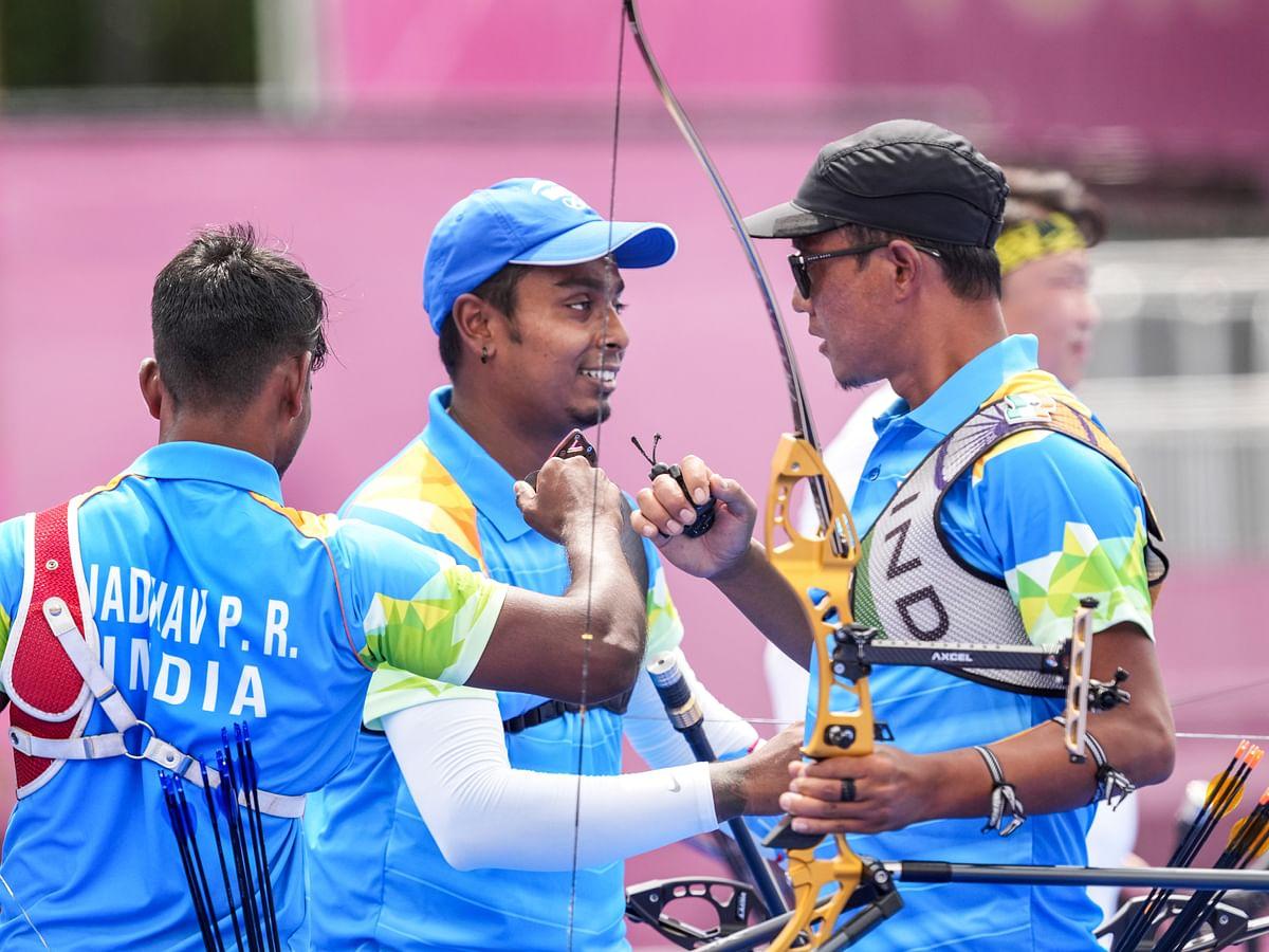 Tokyo Olympics 2020 : भारतीय तीरंदाजी पुरुष टीम ने किया निराश, क्वार्टर फाइनल में हारकर बाहर