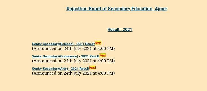 RBSE 10th Result LIVE: 12 लाख छात्रों का इंतजार खत्म, कुछ देर में घोषित होगा राजस्थान मैट्रिक का परिणाम