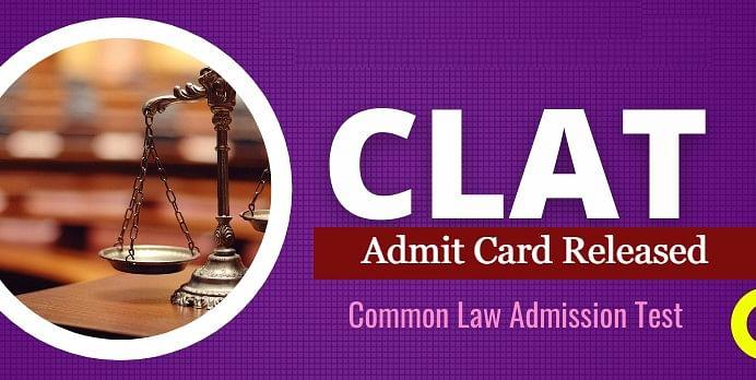 CLAT Admit Card 2021: कॉमन लॉ ऐडमिशन टेस्ट का एडमिट कार्ड जारी, ऐसे करें डाउनलोड