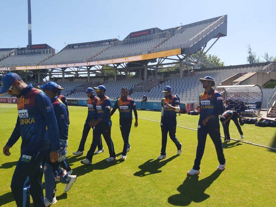 टीम इंडिया के खिलाफ मुकाबले से पहले अचानक भारत पहुंची श्रीलंकन टीम, सामने आयी बड़ी वजह