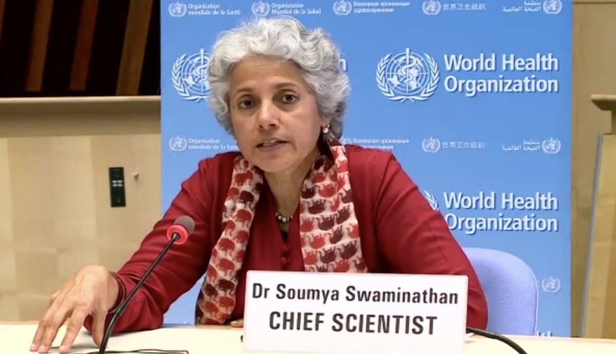 WHO चीफ साइंटिस्ट सौम्या स्वामीनाथन की चेतावनी : दुनिया के ज्यादातर हिस्सों में फिर फैलने लगा कोरोना संक्रमण
