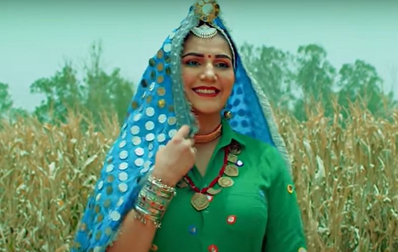 सपना चौधरी का नया गाना Bagdo Nachi Saman Me रिलीज, एक्ट्रेस के देसी अवतार ने चुराया दिल