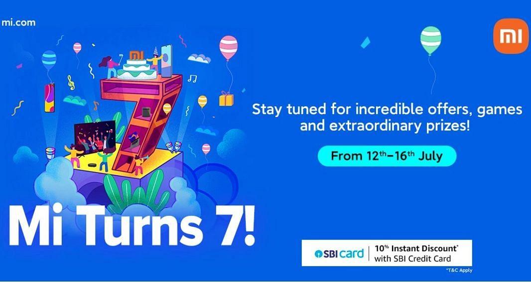 Mi Anniversary Sale: Xiaomi का सस्ता स्मार्टफोन खरीदें, Mi Wifi Smart Speaker मिलेगा मुफ्त