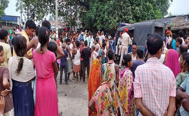 बिहार के समस्तीपुर में अतिक्रमण हटवाने गये CO को भीड़ ने घेरा, पुलिस टीम पर हमला, CI जख्मी