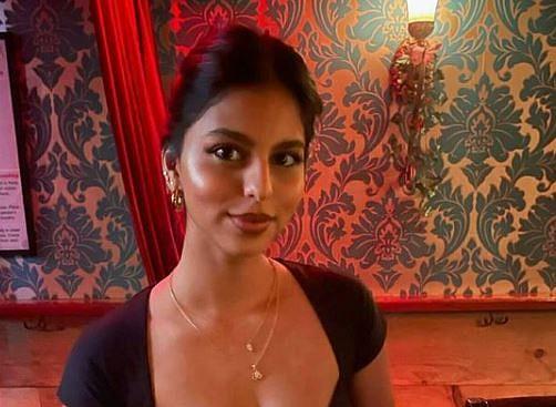 अपनी परफेक्ट बॉडी को फ्लॉन्ट करती दिखी शाहरुख खान की बेटी सुहाना, सोशल मीडिया पर शेयर कर डाली इस लुक में तसवीर
