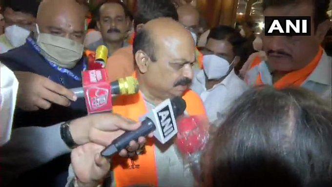 बसवराज बोम्मई होंगे कर्नाटक के नये मुख्यमंत्री  विधायक दल की बैठक में नेता चुना गया