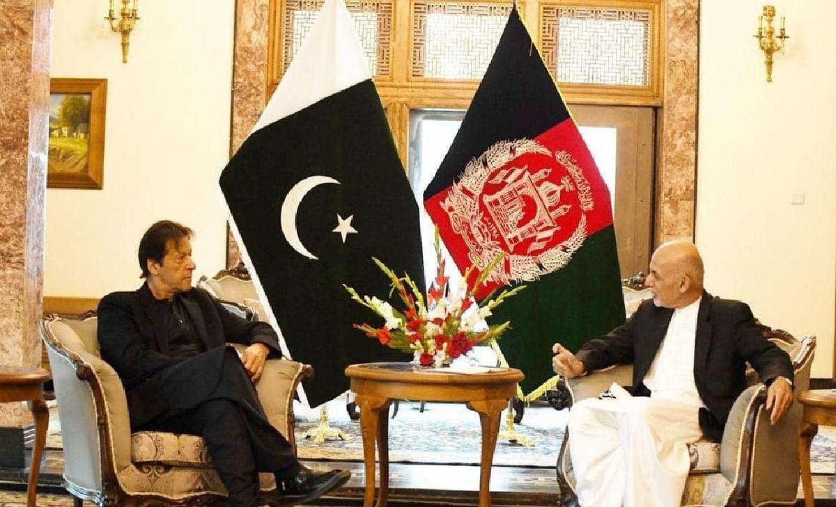 पाकिस्तान ने तालिबान की मदद के लिए भेजे 10 हजार लड़ाके, गनी ने इमरान को सुनायी मुंह पर खरी खोटी