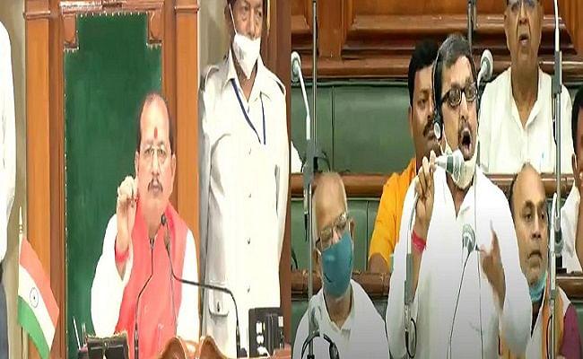Bihar Vidhan Sabha LIVE: तेजस्वी ने  विधानसभा में विधायकों के पिटाई का उठाया मुद्दा, सदन में हंगामा