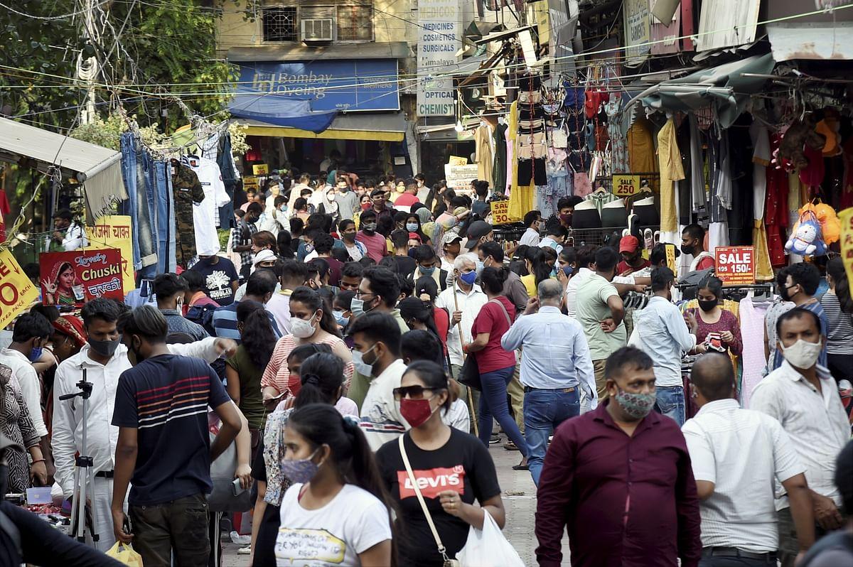 Coronavirus in India : तीसरी लहर करीब! पिछले 24 घंटे में कोरोना से दो हजार से ज्यादा मौत