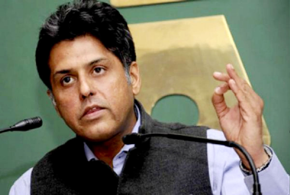 संसद के सीटों की संख्या बढ़ाने का प्रस्ताव ला रही है भाजपा, कांग्रेस सांसद मनीष तिवारी का दावा