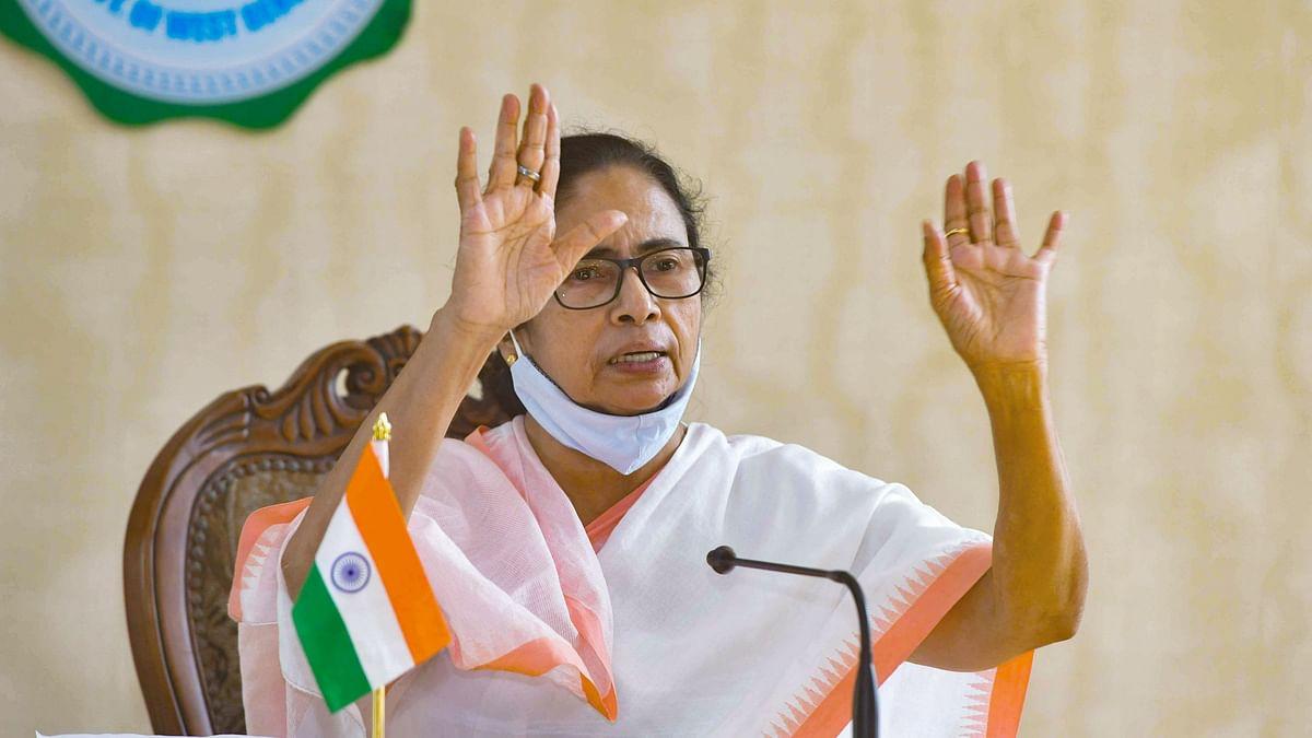 दिल्ली यात्रा से पहले ममता बनर्जी टीएमसी संसदीय दल की नेता चुनीं गयीं