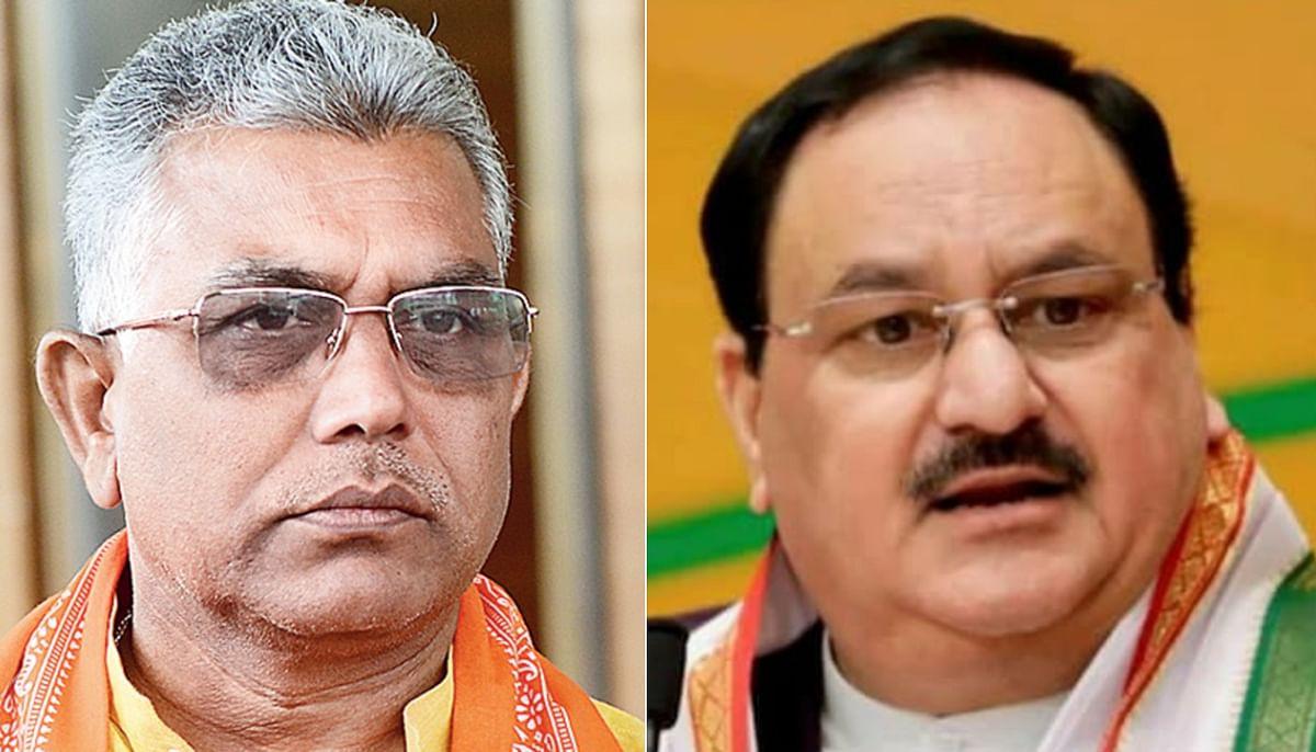 Bengal News: आज दिल्ली में जेपी नड्डा से मिलेंगे दिलीप घोष, बंगाल भाजपा में बड़े सांगठनिक फेरबदल की तैयारी