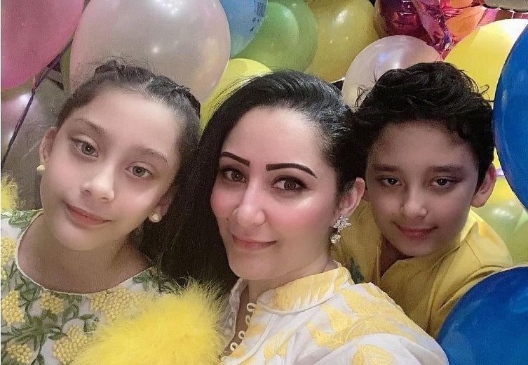 Sanjay Dutt's wife Maanayata Dutt birthday pictures viral on social media