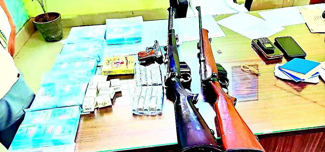 रांची से ला रहा था हथियार, बिहार के अरवल में बीएसएफ का भगोड़ा जवान गिरफ्तार