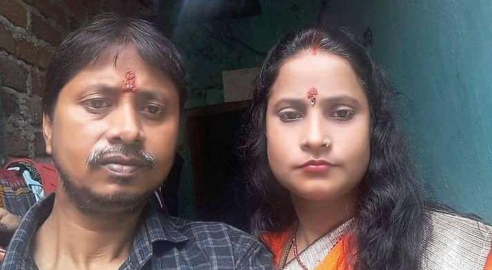 झारखंड में शॉर्ट सर्किट से लगी आग, एक ही कमरे में सो रहे पति-पत्नी व बच्चे की मौत, हत्या की आशंका