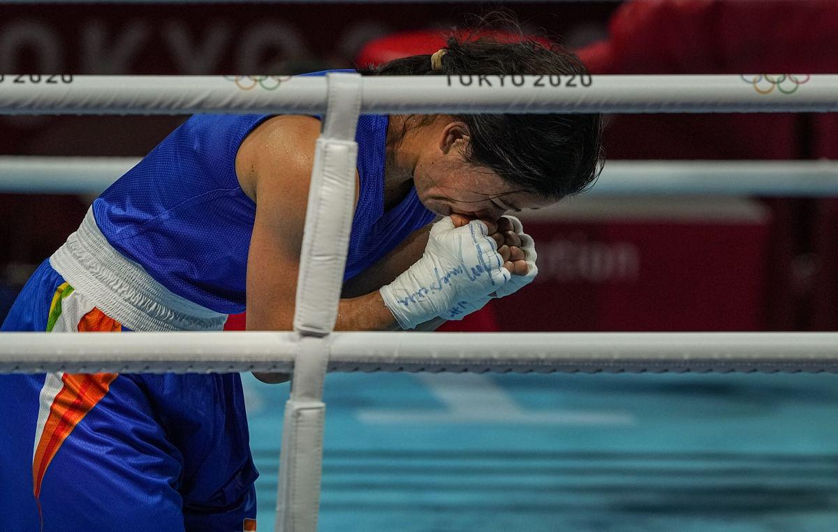 Tokyo Olympics : क्या मैरी कॉम के साथ हुआ धोखा ? दो राउंड जीतकर भी हो गयीं बाहर, स्कोरिंग पर उठ रहे सवाल
