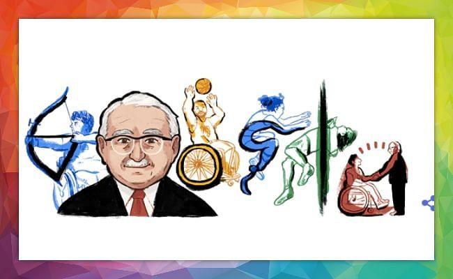Google Doodle Today: पैरालिंपिक गेम्स के जनक 'सर लुडविग गट्टमैन' के 122वें जन्मदिन पर गूगल ने बनाया डूडल, जानें इनके बारे में