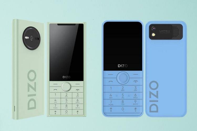Realme लायी दो DIZO फीचर फोन्स, Nokia को दे सकेगा टक्कर?