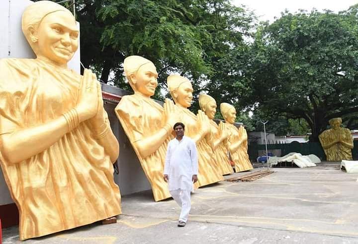 यूपी में चुनावी शंखनाद से पहले समीकरण साधने में जुटे मुकेश सहनी, 25 जुलाई को VIP मनाएगी फूलन देवी 'शहादत दिवस'