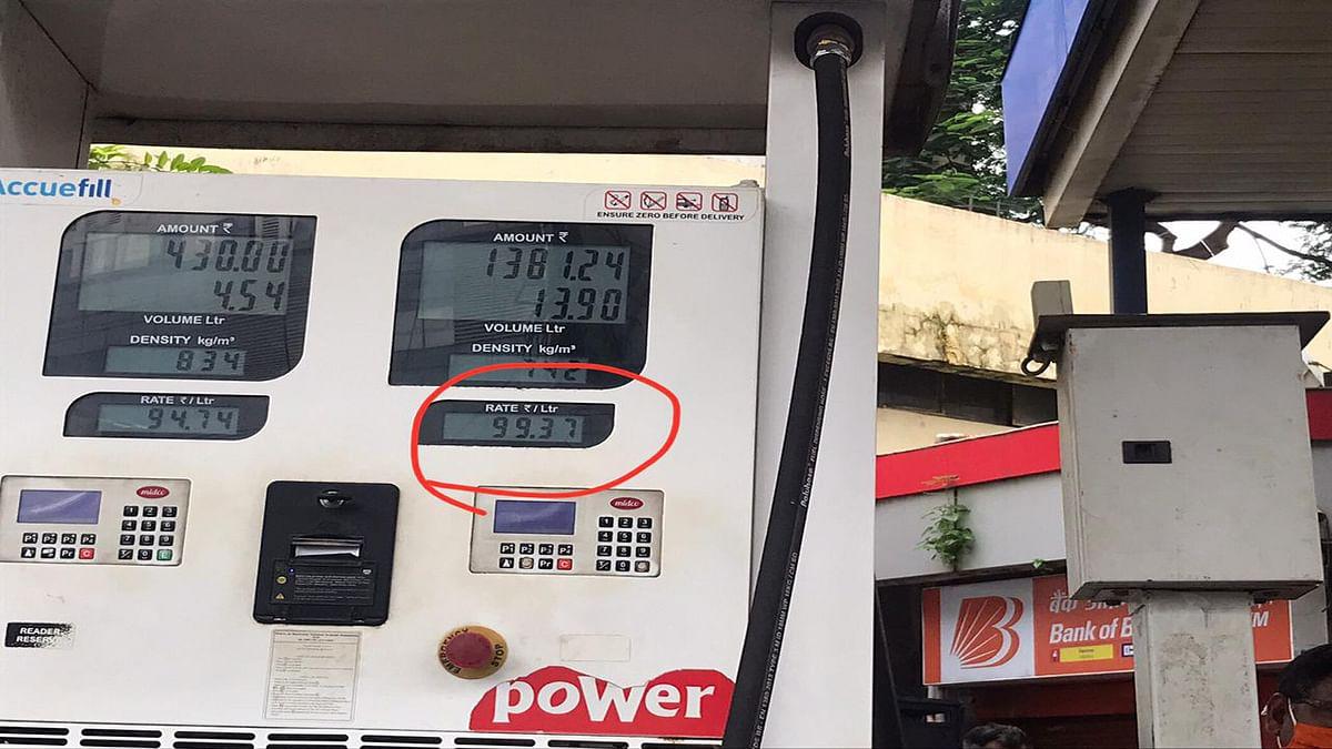 रांची में 100 के करीब पहुंचा पेट्रोल, 95 रुपये प्रति लीटर के आसपास डीजल, जानें 10 दिनों का रेट चार्ट