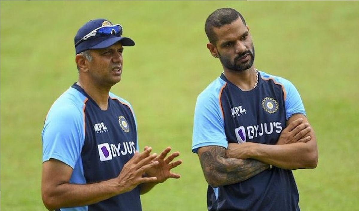 SL vs IND : श्रीलंका के खिलाफ T20 सीरीज में राहुल द्रविड और धवन लेंगे बड़ा फैसला, मुकाबले से पहले किया खुलासा