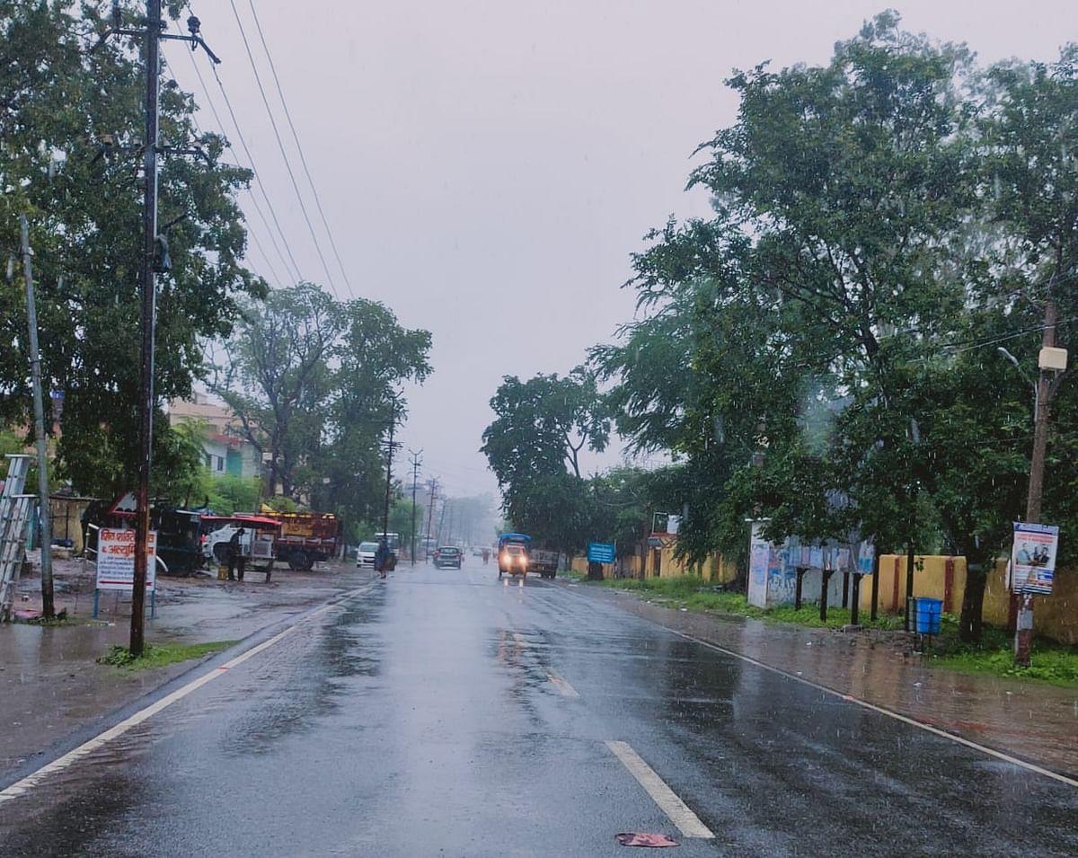 Jharkhand Weather Forecast : झारखंड में फिर कमजोर हुआ Monsoon, आज इन जिलों में मेघ गर्जन के साथ होगी बारिश