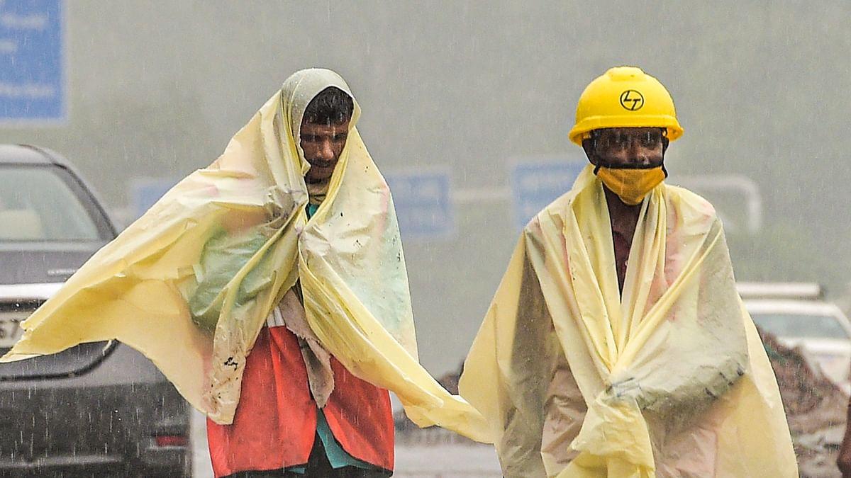 Weather Forecast : अगले 4 दिन होगी भारी बारिश, जानें झारखंड-बिहार-यूपी सहित अन्य राज्यों के मौसम का हाल