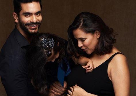 Neha Dhupia Pregnant : दूसरी बार मां बनने वाली हैं नेहा धूपिया, पति अंगद और बेटी संग फोटो पोस्ट कर दी खुशखबरी